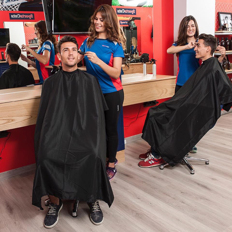 Barbería en Barcelona