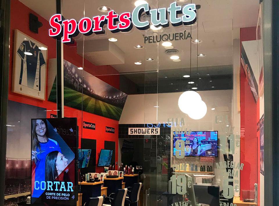 Contacto Sportscuts